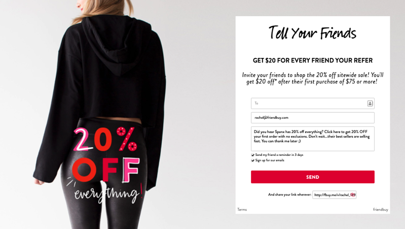 5 Holiday Referral Marketing Strategies to Boost Sales This Season - SPANX