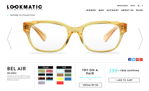 LookMatic Product