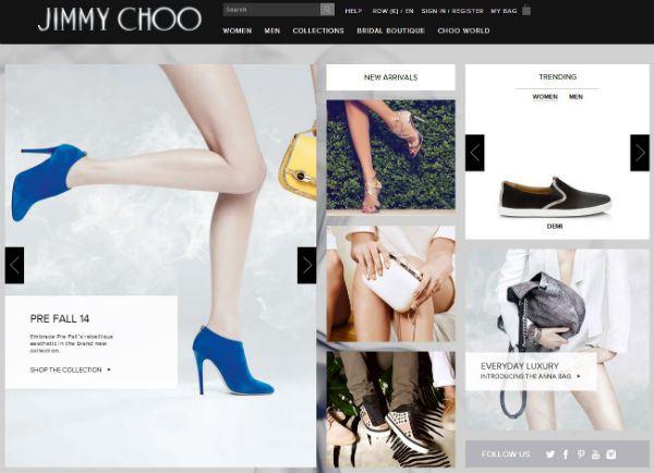 Jimmy Choo Desktop