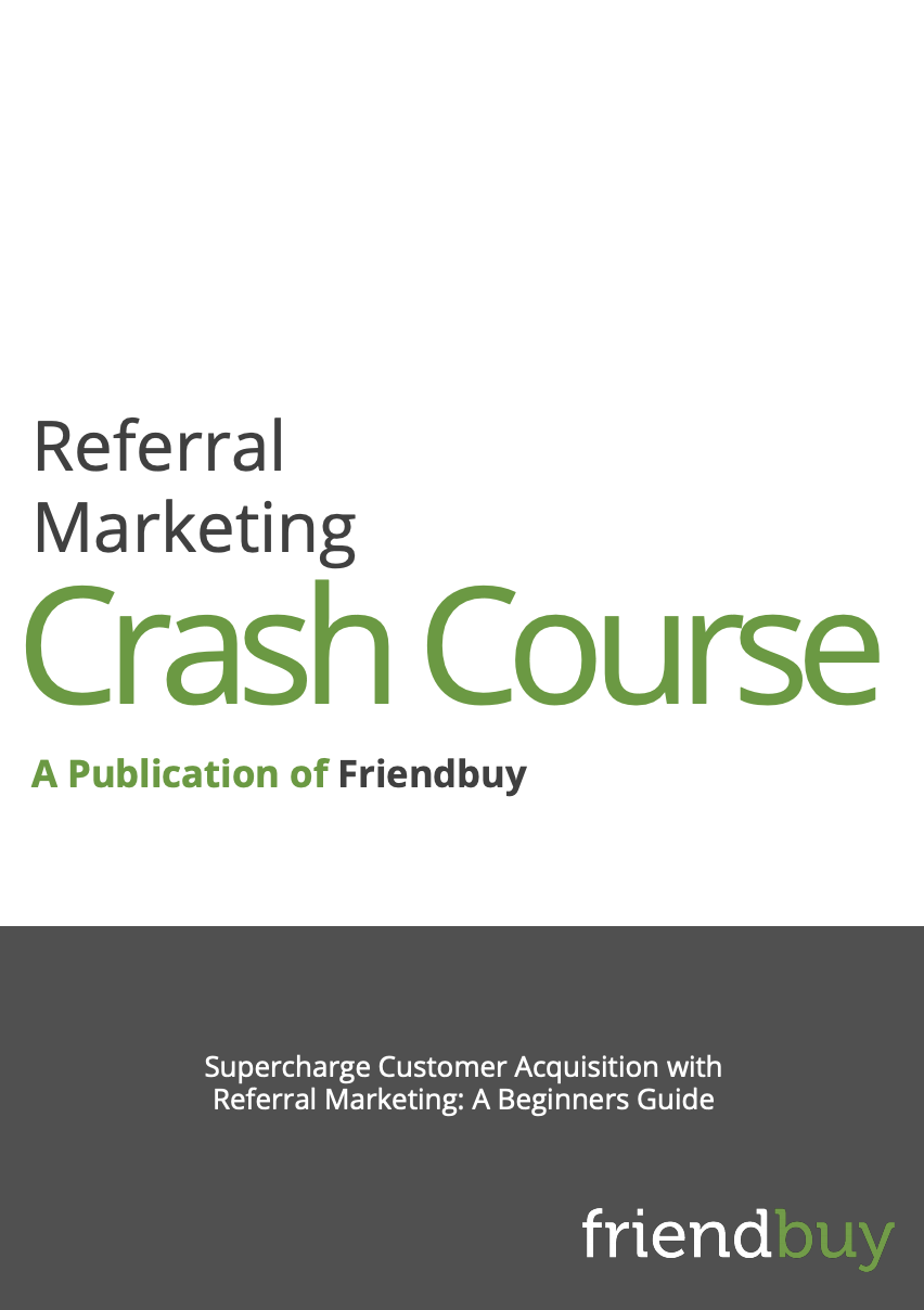 Beginner's Guide to Referral Marketing